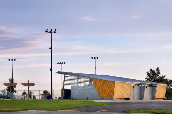 Seneca Aquatic Center | SFS Architecture | Seneca KS